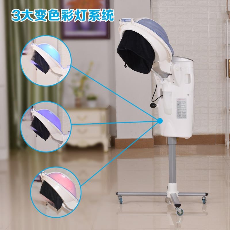 دستگاه مایکرومیست اوزون تراپی مو ( Ultrasonic Micromist O3 Hair Steamer )