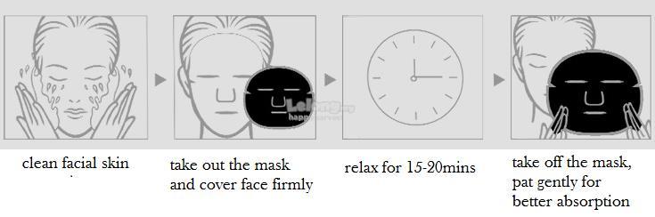 ماسک ورقه ای حلزون بیسوتانگ